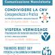 Weekend Condividere la CNV